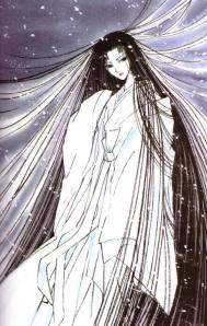Nữ chúa tuyết...